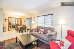 Ink Property - Our Los Angeles Sherman Oaks Vacation Rental is the perfect LA condo.  IDEALLY LOCATED, BEAUTIFUL, & SPACIOUS. A 3 bedroom condo with your comfort in mind!