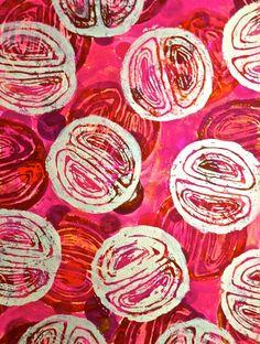 Sophie Munns   Burst of pink