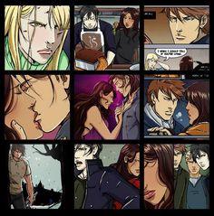 Shadow kiss read online