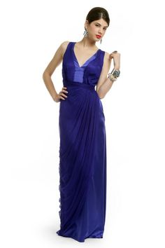 Cool- from Rent the Runway, rental Bridesmaid dresses!