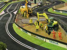 Scenic track for FinGraf trade fair - SlotForum