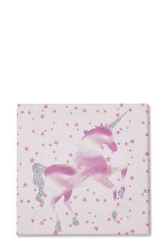 9b8bbc150769d Buy Magical Unicorn Canvas from the Next UK online shop