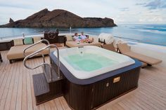 Galapagos yachts offer the widest range of itinerary options, from 2 to 11 nights, and are ideal for travelers seeking the utmost level of privacy and comfort on a Galapagos vacation.