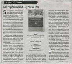 Sudahkah membaca Republika hari ini? Kami hadir dalam Resensi Buku halaman 28 #KazanahRamadhan | Rabu, 17 Juli 2013 | 8 Ramadhan 1434 H