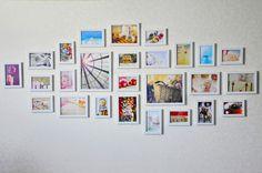 Ouboni 26 pçs/lote Art Decor Modern moldura combinação SM 26A W decoração quadro de parede moldura tapeçaria em Moldura de Casa & jardim no AliExpress.com | Alibaba Group