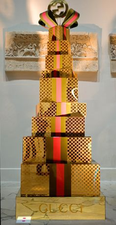 Gucci Christmas Tree, 2008