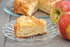 Bärenhunger: Apfel Joghurt Kuchen mit Zuckerkruste