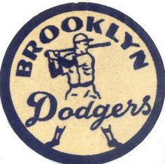 brooklyn dodgers  Logo