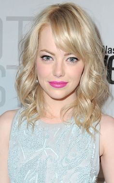 this is something i could do that isn't too crazy, just a few inches off and a lighter shade of blonde