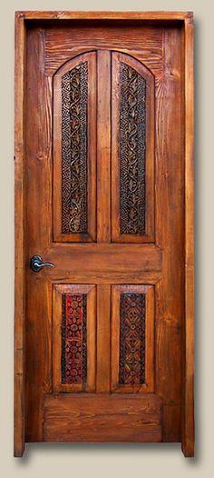 Mexican interior door. | Home decor | Pinterest | Interior door ...