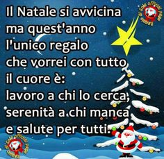 Immagini con frasi per Buon Natale Christmas Wishes, Calm, Artwork, Dolce, Smile, Twitter, Party, Quotes, Work Of Art