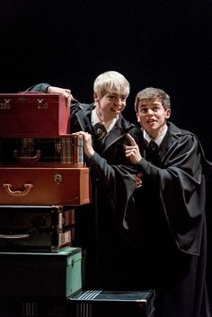 Harry Potter & the Cursed Child Stills