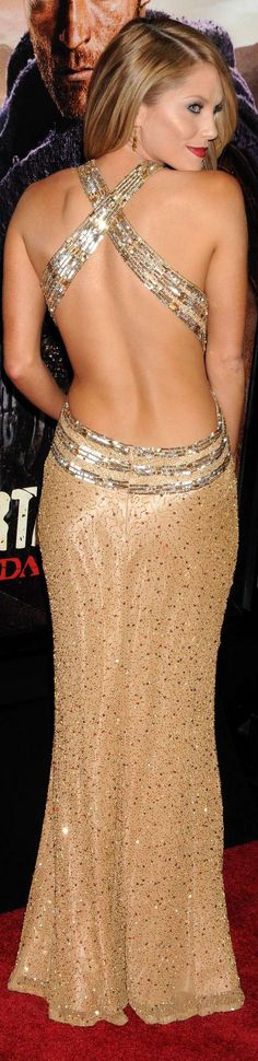 red carpet long dress