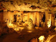 A Caving Safari in Splendid South Africa - South Africa is home to huge networks of caves, in which you can spend hours, or even days, exploring. Call Rothschild Safaris today at to set up your own adventure beyond the bush! South Africa Tours, Visit South Africa, World Travel Guide, African Safari, Africa Travel, Land Scape, Wonders Of The World, Adventure Travel, Places To Go