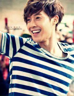 Kim Hyun Joong 김현중 ♡ Kpop ♡ Kdrama ♡ could anyone be any more adorable and attractive?