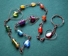 Make a Beaded Sun Catcher at the Lynn Public Library's Adult Jewelry Class on Tuesday, May 28th at 6pm