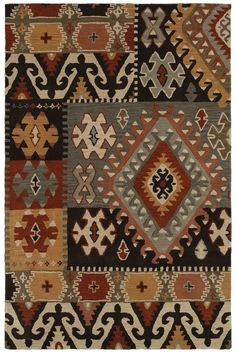 Rizzy Home Southwest SU-8104 Rugs | Rugs Direct