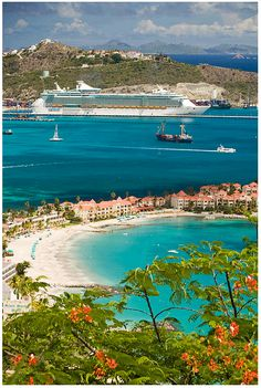 St. Maarten!! Heading here in less than a month! ~ Megan