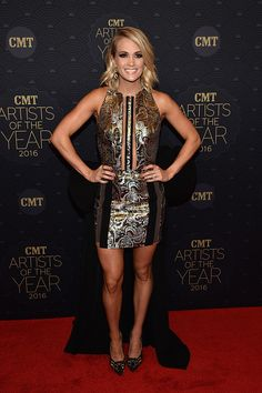 Carrie Underwood, Luke Bryan Among CMT Artists of the Year 2016 Honorees - Page 8