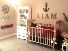 nautical baby nursery | Nautical Baby Room - Nursery Designs - Decorating Ideas - HGTV Rate My ...