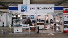LKS Technology: VISCOM FRANKFURT 2016
