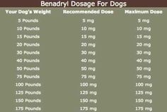 Benadryl dosage for dogs. Insect and flea bites Irritation of the skin Sleeplessness in dogs Effects of vaccinations Motion sickness Stings from bees, hornets as well as wasps Inhalant allergies Stuffy nose Tremors of the muscles Bodily knots