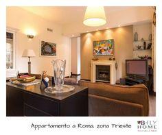 Proponiamo a Roma, zona Trieste, appartamento di 185mq ristrutturato nel 2004 con rifiniture di altissimo pregio. In vendita a €758.000.