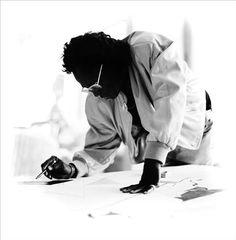 Miles Davis, Malibu, Ca, 1989 © Herman Leonard, 1989