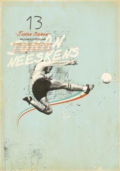 Designspiration — Sucker for Soccer on the Behance Network