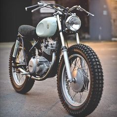 Auto Fabrica Type 4 - the Bike Shed Honda 125, Cool Motorcycles, Vintage Motorcycles, Motorcycles For Women, Bobbers, Bmw R 80, Ski Doo, Sr500, Scrambler Motorcycle