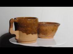 (42) Мой метод глазурование керамики \ My method of glazing pottery - YouTube