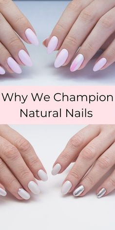 Find out why we prefer natural nails! Mani Pedi, Manicure And Pedicure, Beauty Journal, Spa Pedicure, Vegan Nail Polish, Getting A Massage, Nail Plate, Delray Beach, Facial Treatment