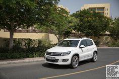Volkswagen Tiguan R-Line. Farewell. Management Fleet