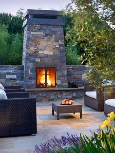 // Ridgetop Home by Scott Lewis Landscape Architecture. Photography by John Sutton