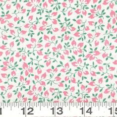 R.J.R. - Everything But the Kitchen Sink - Reproduction Fabric / Quilt in a Day / #fabric