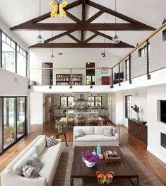 dream house decor  <br> Modern Farmhouse Kitchens, Farmhouse Interior, Farmhouse Style Kitchen, Home Interior, Rustic Farmhouse, Kitchen Modern, Farmhouse Design, Interior Design, Condo Design