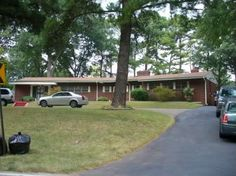 Elvis bought a house for @Linda Thompson at 1254 Old Hickory near Graceland…
