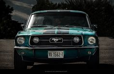 Daily Inspiration #1616 #mustang