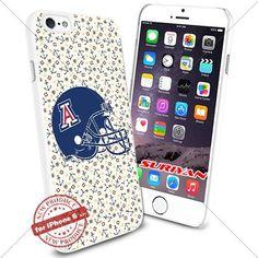 New iPhone 6 Case Arizona Wildcats Logo NCAA #1028 White Smartphone Case Cover Collector TPU Rubber [Anchor] SURIYAN http://www.amazon.com/dp/B01504BV58/ref=cm_sw_r_pi_dp_eFJxwb0708NE2