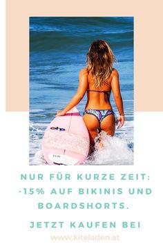 Entdecke jetzt coole Bikinis und Boardshorts für Surfer im großen Online Sortiment von Kiteladen! Hier findest Du bestimmt den passenden Surf Bikini oder eine coole Boardshort. Stöbere jetzt durch das große Sortiment und löse gleich Deinen 15% Gutschein ein, der nur für kurze Zeit gültig ist! #surfbikini #boardshort #surfer Surf Bikini, Rip Curl Bikini, Crop Top Bikini, Triangle Bikini Top, Surfer Girls, Surfergirl Style, Samurai, Mood Indigo, Surfboard