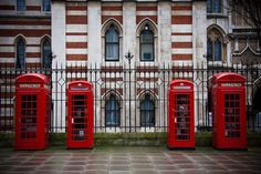 Red Telephone Boxes: Abandoned British Institution   Urban Ghosts  