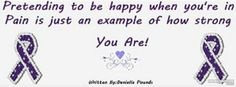 Chiari Malformation Pain Facebook Cover - CoverJunction