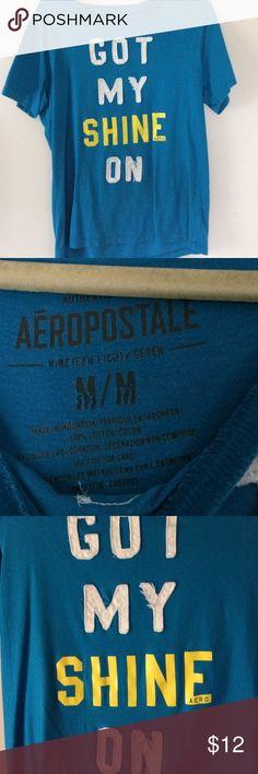 Boys Aero Tee Dark blue Aero boys tee. Aeropostale Shirts Tees - Short Sleeve