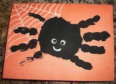 Actividades para Educación Infantil: Arañas, vampiros, fantasmas y algún esqueleto