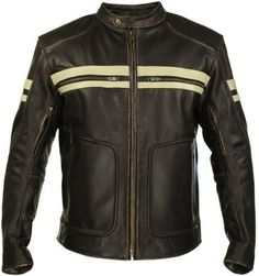 Yay for leather! Handmade Men brown leather jacket  brown by Myleatherjackets, $159.99