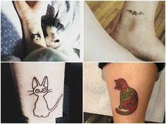 ¿Cattoos? 13 tatuajes para las amantes de los mininos - IMujer