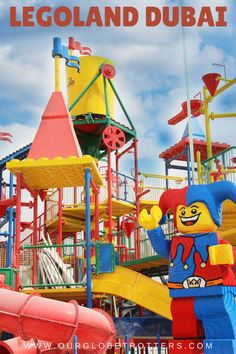 What should you expect at the latest Legoland water park to open in the desert heat of Dubai?  An honest review from a local family on planning your Legoland Dubai experience in the UAE Best Family Vacation Destinations, Park Resorts, Legoland, Uae, Middle East, Family Travel, Around The Worlds, Blog, Family Trips