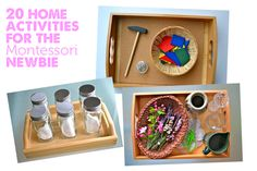 Modern Parents Messy Kids: Everything You Need to Know to Start Montessori-ing at Home