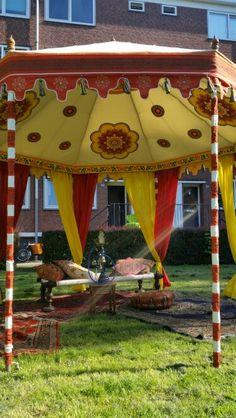 India wedding tent hindi&bindi styling www.hindienbindi.nl