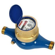 Teksan Gz Q3 Water Meter 2,5 M3/H T50 Dn15 165mm